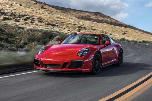 2018 porsche 911 targa 4 gts review car and driver review. Black Bedroom Furniture Sets. Home Design Ideas