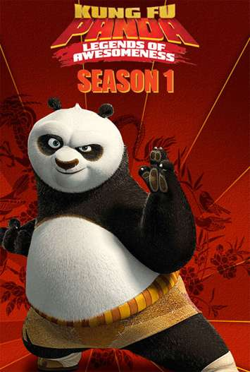 Kung Fu Panda Legends Of Awesomeness Temporada 1 Completa HD 1080p Latino