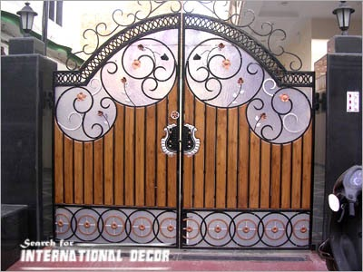 Gate designs, Gate designs for private house and garage, front gate design