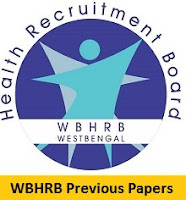 WBHRB FSO Previous Papers