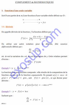 cours thermodynamique 1 smpc s1