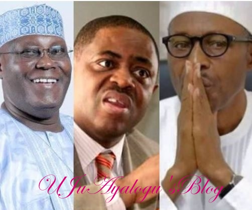 Atiku is a blessing whilst Buhari is a curse to Nigeria – Femi Fani-Kayode