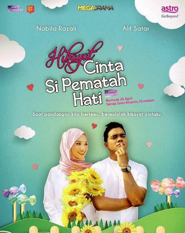 Drama Hikayat Cinta Si Pematah Hati (2017) Astro Ria