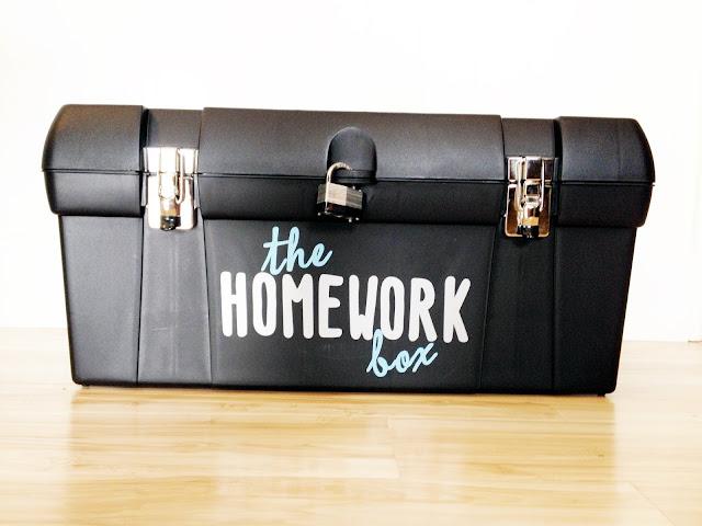Homework Box - housewivesofriverton.com