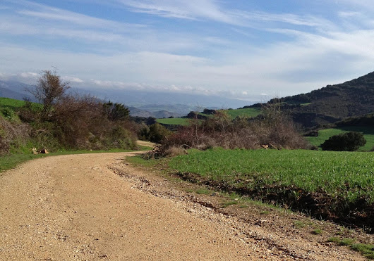 Trail of Crumbs - Feeding Body & Soul on the Camino de Santiago (Part 1)
