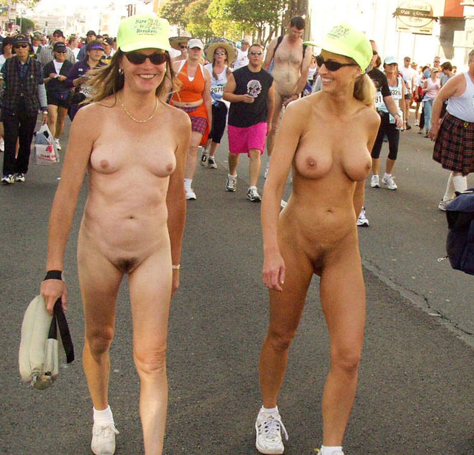 bay to the breakers photos nude