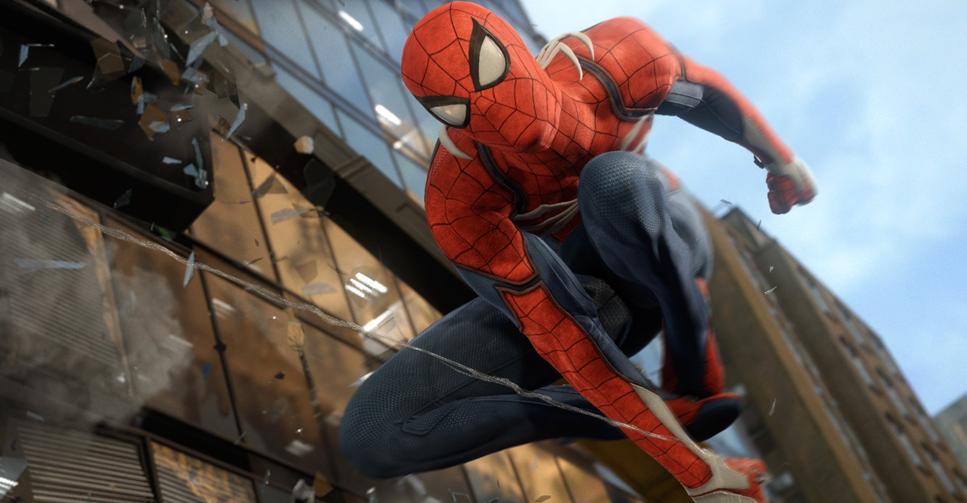 Data de lançamento de Spider-Man revelada