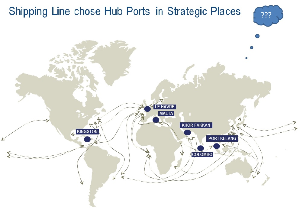 transhipment hubs Virtually all large mediterranean transhipment hub ports recorded double digit growth in 2013, well above regional and global growth levels once all full year data is collated, global container port traffic is likely to have grown by around 33% whilst that for the regions bordering the.