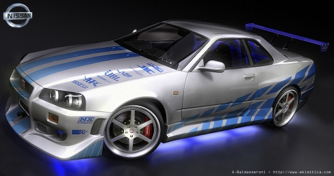 Nissan Skyline Gtr R34 Wallpaper Hd Wallpapers