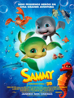 Sammy: A Grande Fuga DVD-R