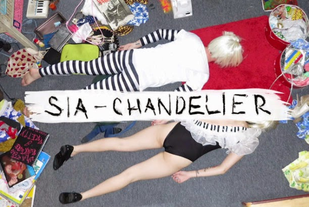 You MUST hear Sia's song Chandelier