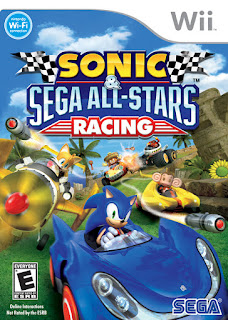 Sonic & Sega All-Stars Racing para Wii 2009