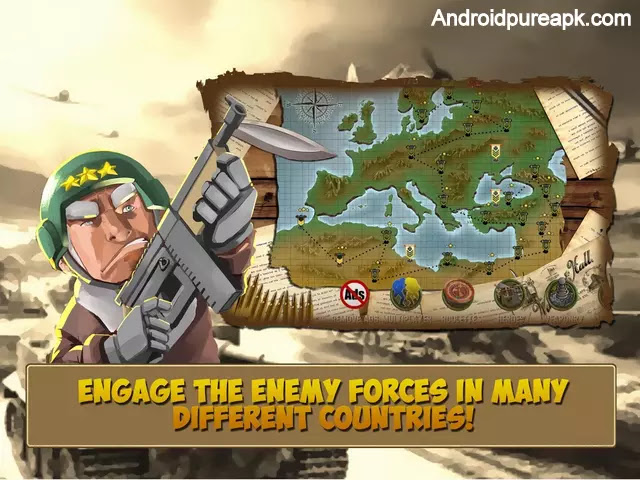 Tower Defense: Clash of WW2 Apk