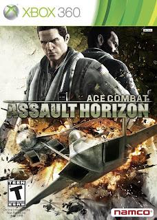 Ace Combat Assault Horizon XBOX 360 ISO Download