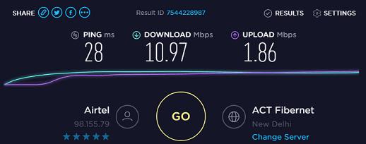 check-internet-speed