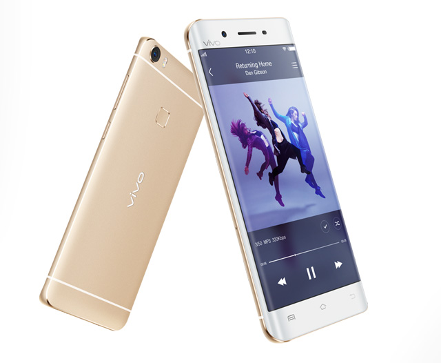Vivo Xplay 5 Elite Android 5.1 Lollipop with Super AMOLED Quad HD screen