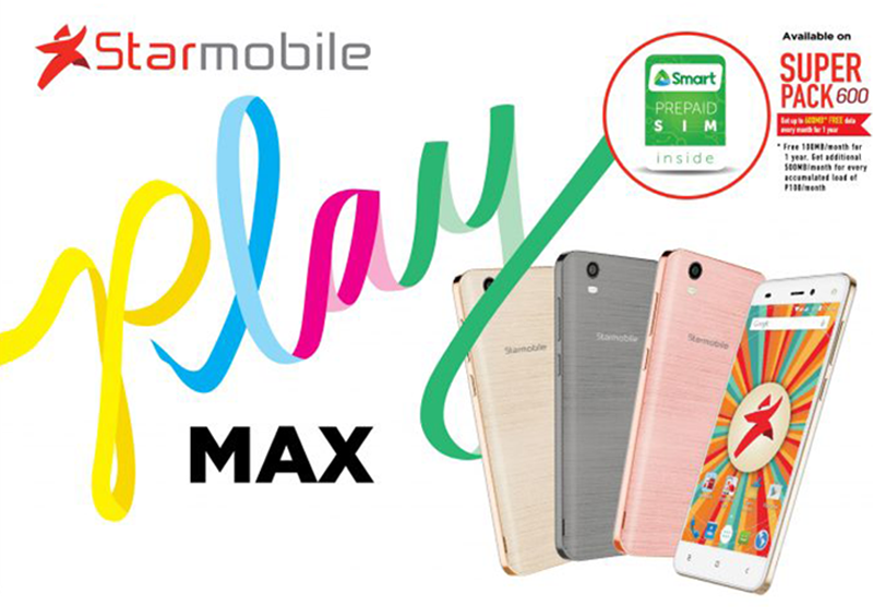 Starmobile Play Max And Play Plus Goes Official, Marshmallow Phones For Less!