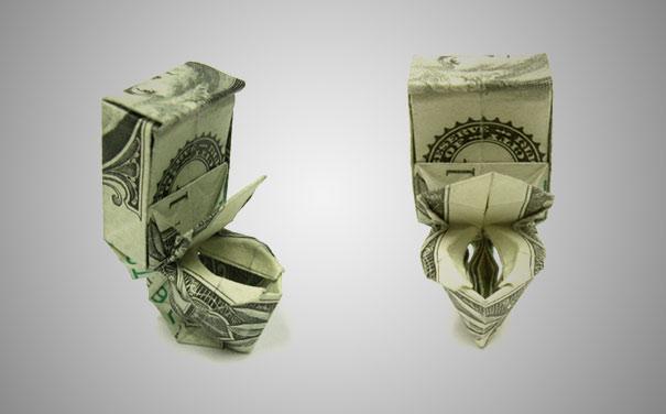 Money-Origami-T-shirt