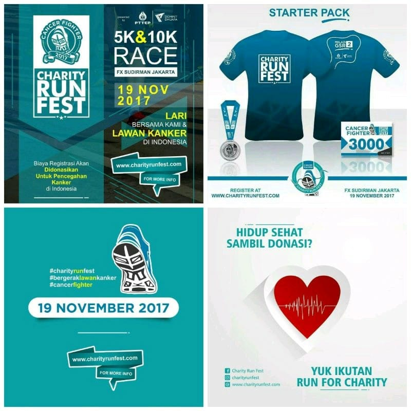 Charity Run Fest • 2017