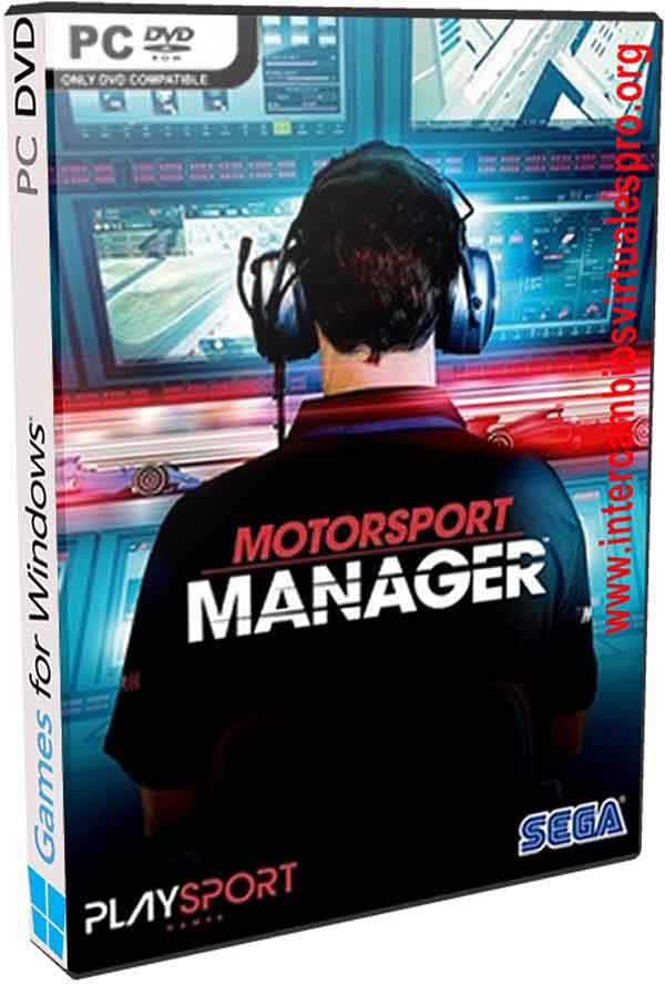 Motorsport Manager Download Cover Free Game