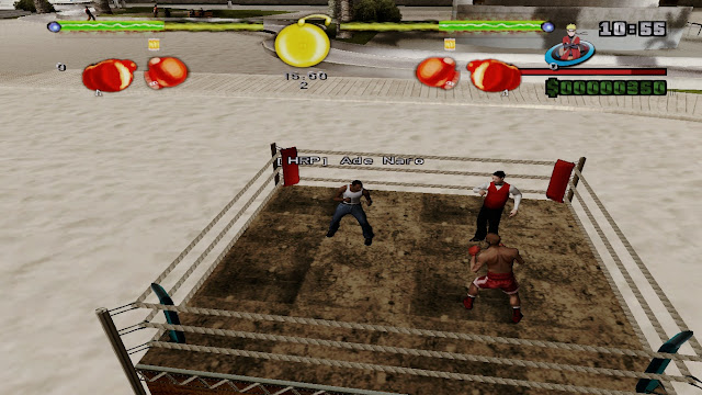 Boxing Match Mod Gta San Andreas 5