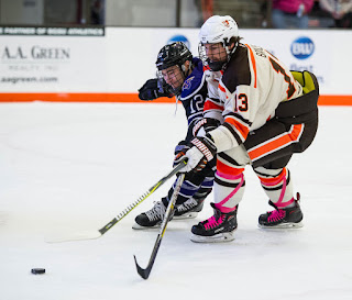 WCHA: No Surprise - Mavericks Settle For Split At Bowling Green