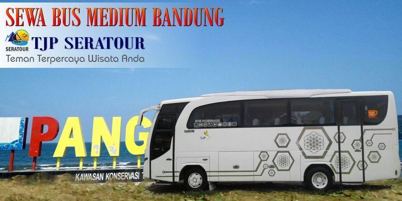 Sewa Bus 3 4 Jl Kopo Bandung Tujuan Pangandaran Sunset