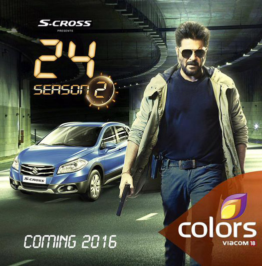 Anil Kapoor 24 season-2 2016 Colors Tv serial wiki, Full Star-Cast and crew, Promos, story, Timings, TRP Rating, actress Character Name, Photo, wallpaper