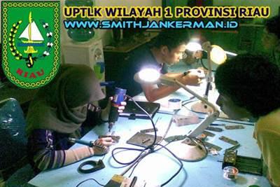 UPTLK Wilayah 1 Provinsi Riau Mei 2018