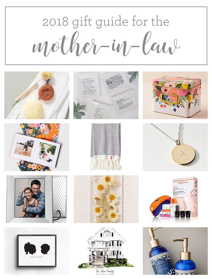 Christmas Gifts For Mother In Law.12th And White 2018 Christmas Gift Guide Mother In Law