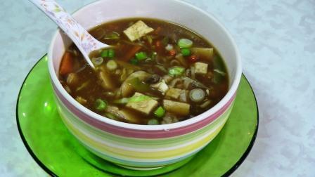 Chinese Veg Soup Recipe