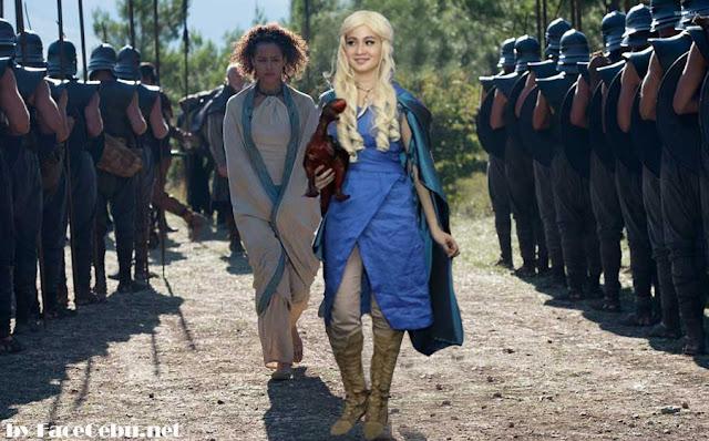 TOP 6 -  Daenerys Targaryen