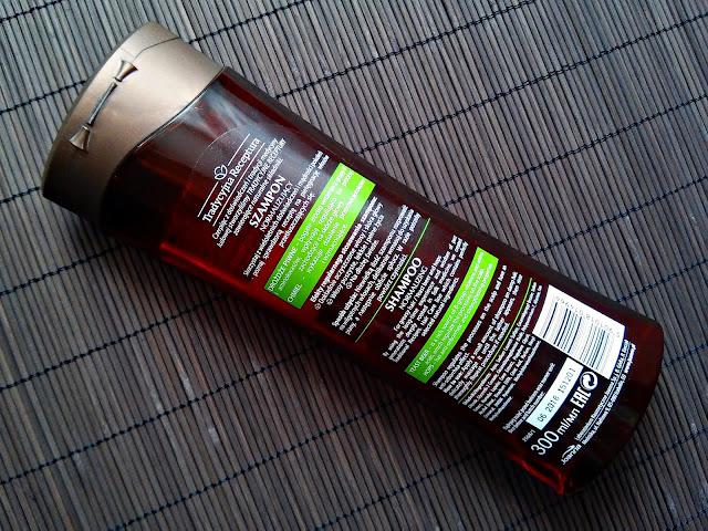Joanna, Tradycyjna Receptura - Szampon normalizujący - Chmiel i drożdże piwne, do włosów przetłuszczających się, opis opakowania