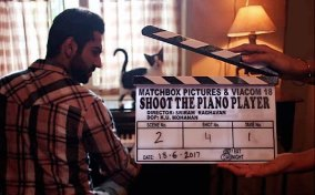 Tabu, Radhika Apte, Ayushmann Khurrana signed for New Upcoming movie Shoot The Piano Player 2017 latest poster release date star cast