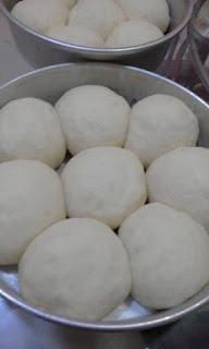 Roti Naik Pahang Sukatan Cawan