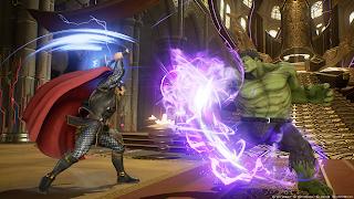 Marvel vs Capcom Infinite Desktop Wallpaper