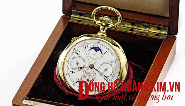 mua đồng hồ nam patek philippe