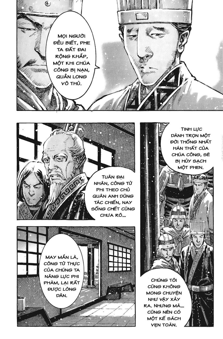 Hỏa phụng liêu nguyên Chương 441: Kiêu hùng trung thần [Remake] trang 4