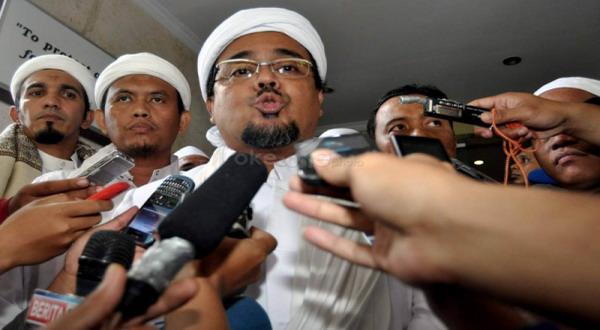Habib Rizieq ke Kejagung: Berpotensi Memecah Belah NKRI, Selesaikan Polemik Ini Disini, Tahan Ahok! : Detikberita.co Terupdate Hari Ini