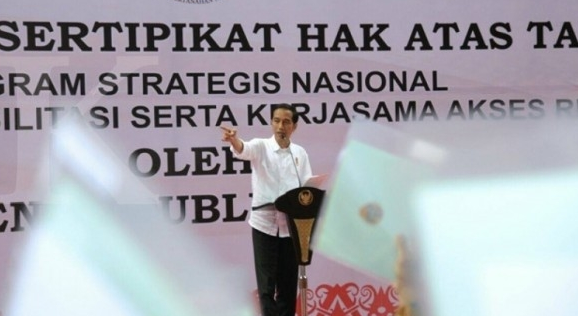 Geger Pindah Ibu Kota, Ini Penegasan Presiden Jokowi
