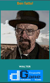 Soluzioni Guess the Breaking Bad livello 1