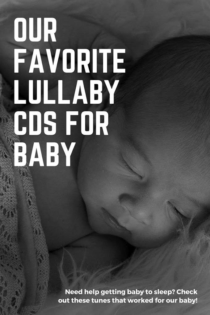 Our Favorite Lullaby CDs For Baby