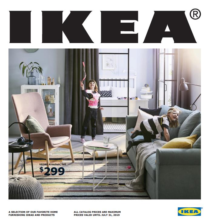 Sneak Peek 2019 IKEA Catalogue + 12 Cool Decorating Tricks ...