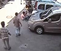 Bursada Pitbulun Yusuf Aydına Saldırı Anı Böyle Görüntülendi