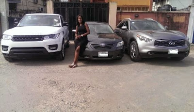Image result for linda ikeji car