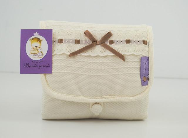 changingmat lencero bebe beige camel