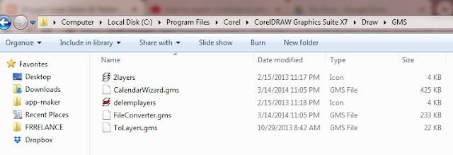 """""""cara agar file corel bisa di buka di photoshop"""""""