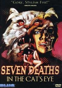 Watch Seven Dead in the Cat's Eye Online Free in HD
