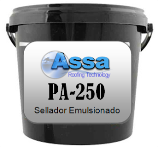 Sellador de Techos Assa PA-250