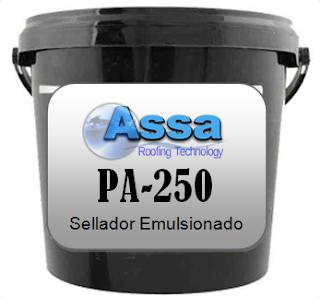 Sellador de Techos Assa PA-250